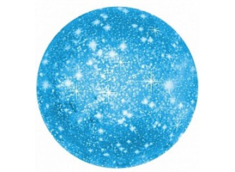 18-46 см круг искры голубой