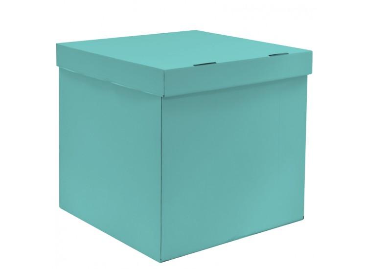 коробка для шаров тиффани 60 см- 60 см