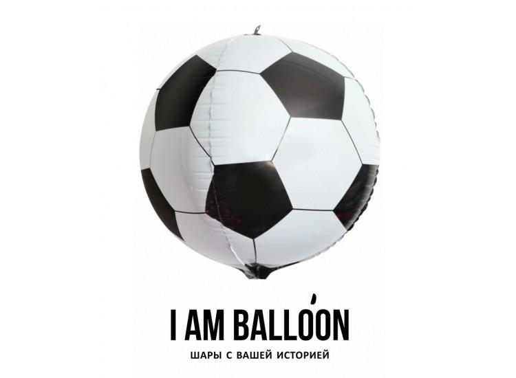 Шар (24-61 см) Сфера 3D Футбольный мяч